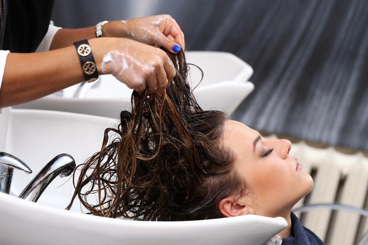 botox de cabelo